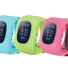 Детские GPS часы Baby Watch Q50