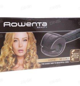 Плойка rowenta so curls
