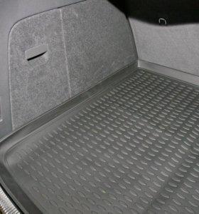 Коврик в багажник для а/м VW Touran