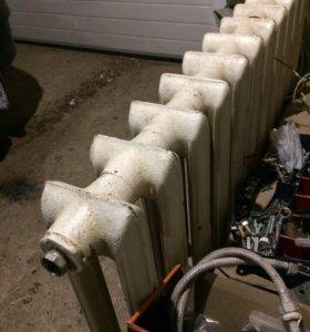 Радиатор чугунный 11 секций