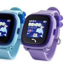 Умные часы Smart Baby Watch GW400s Wonlex