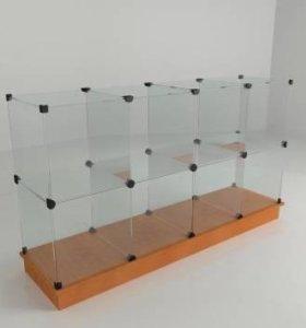 продаются стеклянные ветрины