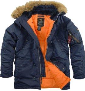 Легендарная мужская куртка Аляска