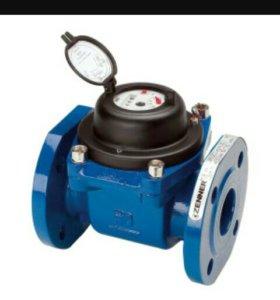 Счётчик воды турбинный ВМХм-50