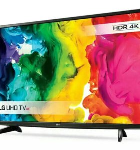 LG Smart TV 4K UHD