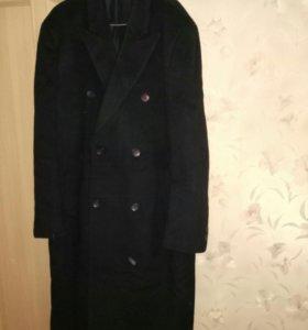 Пальто мужское шерсть кашемир