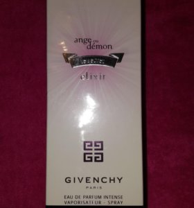 Туалетная вода Givenchy Ange ou demon elixir