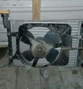 Радиатор на ВАЗ 21074 I
