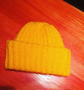 Снуд шапка