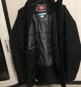 Пуховик и куртка Коламбия