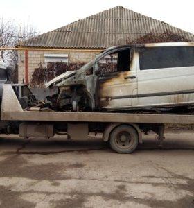 Эвакуатор по г.Донецку и дальше