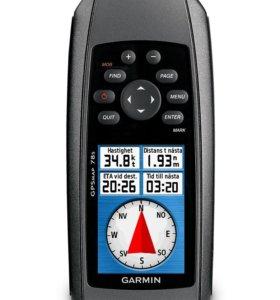 Garmin GSMap-78 новый гарантия доставка