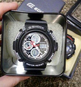 Спортивные мужские часы CASIO G-SHOCK