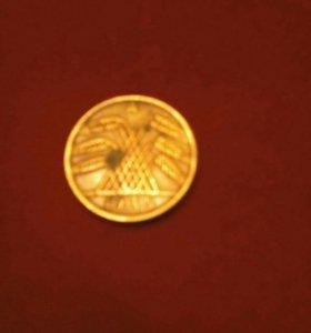 Монета 1935г.