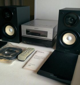 Микросистема Sony CMD-BX30r (CD, USB, Tuner, AUX)