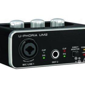Аудиоинтерфейс USB