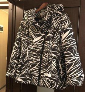 Куртка женская, новая, размер 52-54