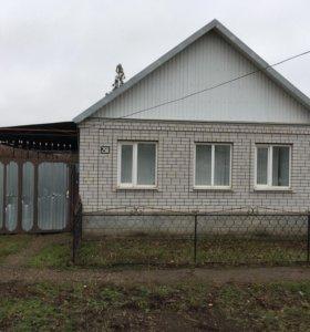 Дом, 58 м²