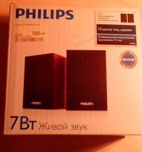 Колонки Philips 7Вт
