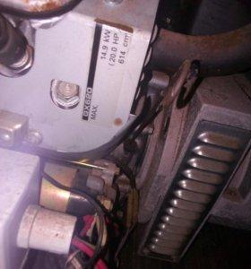 генератор с двигателем хондаGX620