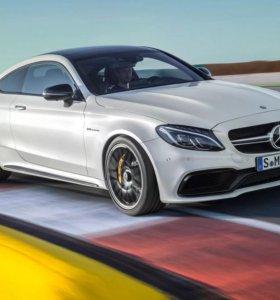 Чип-Тюнинг / Удаление экологии на Mercedes-Benz