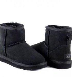 Ugg Australia W CLASSIC MINI Black