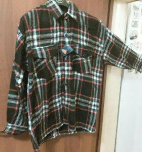 Рубашка мужская р.58