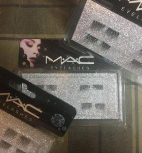 Ресницы на магните MAC