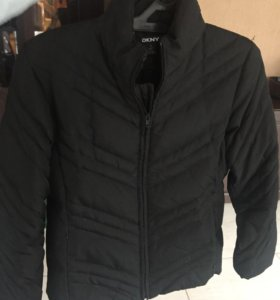DKNY куртка пуховик новая оригинал