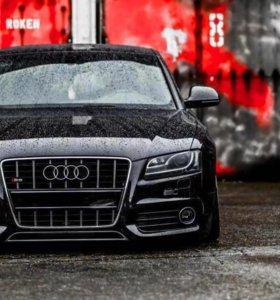 Чип-Тюнинг / Удаление экологии на Audi