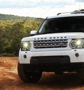 Чип-Тюнинг / Удаление экологии на Land Rover