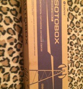 Sotobox комплект усилитель сигналов сотовой связи