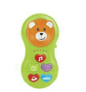 Музыкальная игрушка Ало, Ало Телефон (свет)