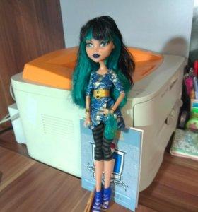 Кукла Monster High Клео де Нил