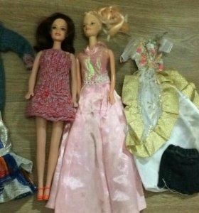 Куклы и наряды