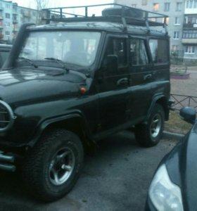 УАЗ Hunter 2005