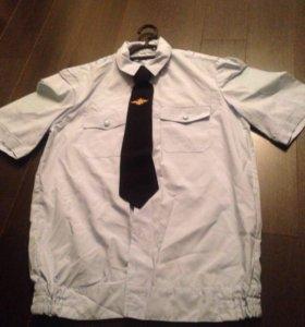 Новая полицейская рубашка