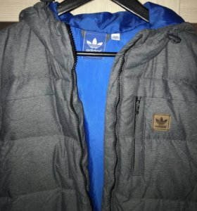 Куртка (Зимняя) Adidas Originals.