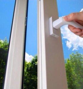 Пластиковые окна и балконные рамы