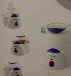 Нагреватель-пароварка-стерилизатор Miniland Super