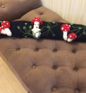 Подушка-валик от сквозняка