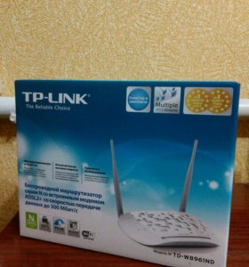 Маршрутизатор TP-Link TD-W8961ND
