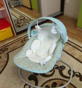Укачивающий центр happy baby