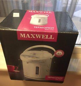 Термопот maxwell mw-1751