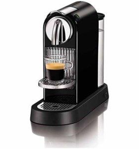 Кофемашина Nespresso _Citiz