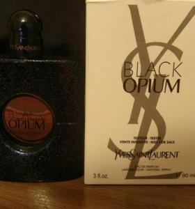 Black opium Yves Sant Laurent 90 мл.Парфюм