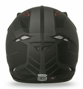Вело/мото шлем фулфейс