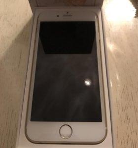 iPhone 6 s 64 gb gold