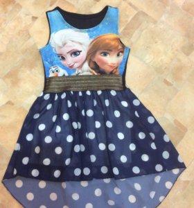 Платье р 104