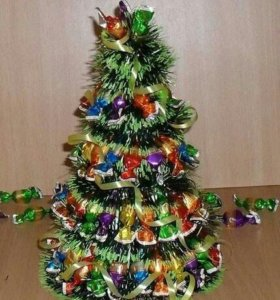 елочка новогодняя